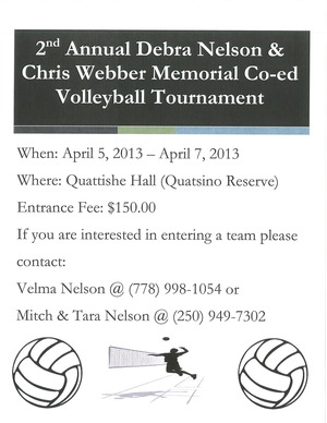 Volleyball Info